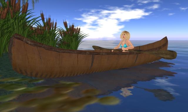 [TUFF] Canoe