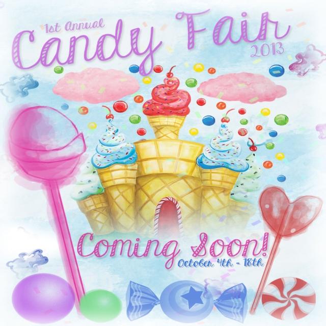 Candy Fair V1 Poster