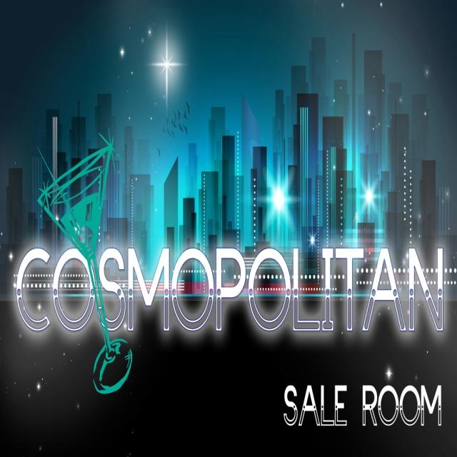 cosmologo - sale room