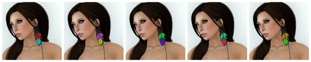 [7891.] Native Earrings For Stuff In Stock