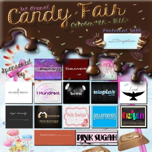 Candy Fair V3 Poster